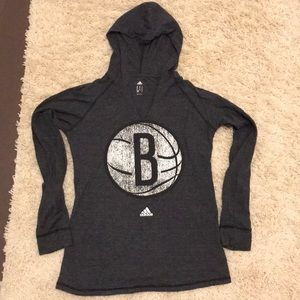 Adidas Fitted Basketball Hoodie